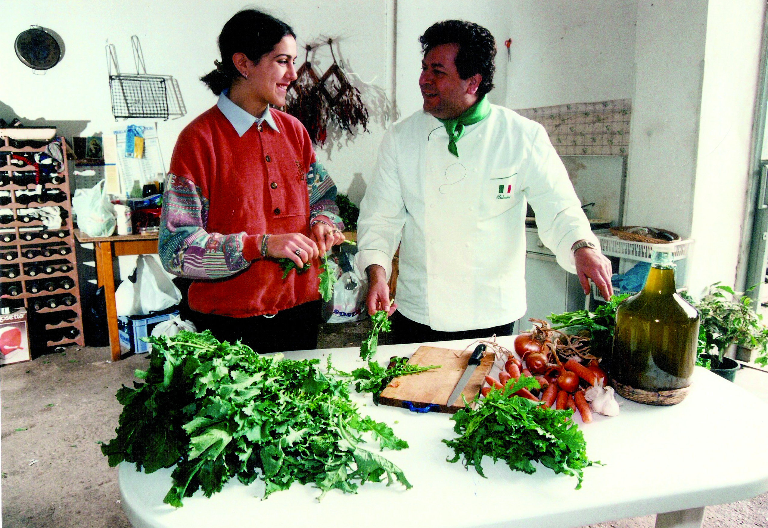 Seminare und Schulungen / Cooking courses and schoolings